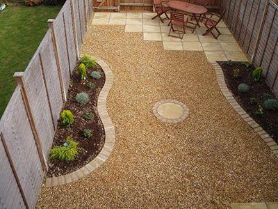 Decorative Pebble Pathways - Garden Pathway - PebbleKote