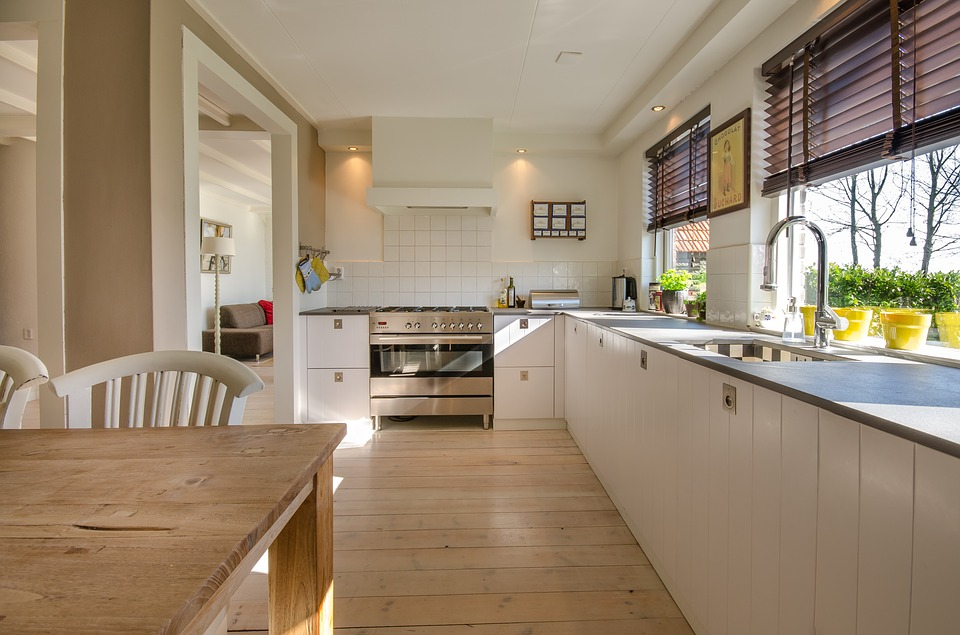 Waterproof your kitchen tiles and wooden surfaces