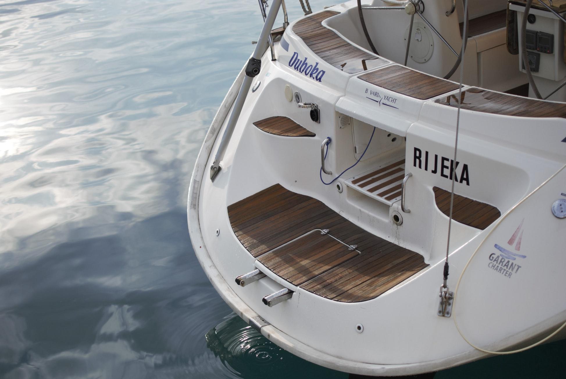 GripKote for boat decks
