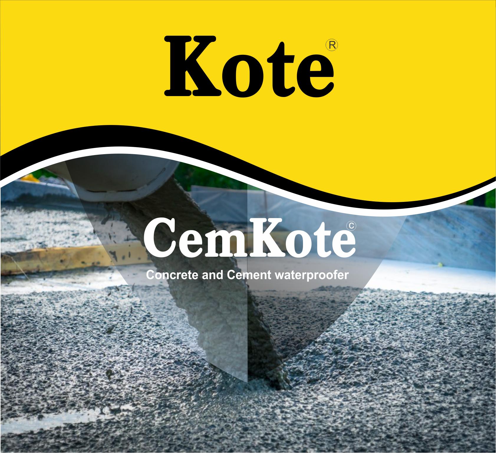 CemKote Label