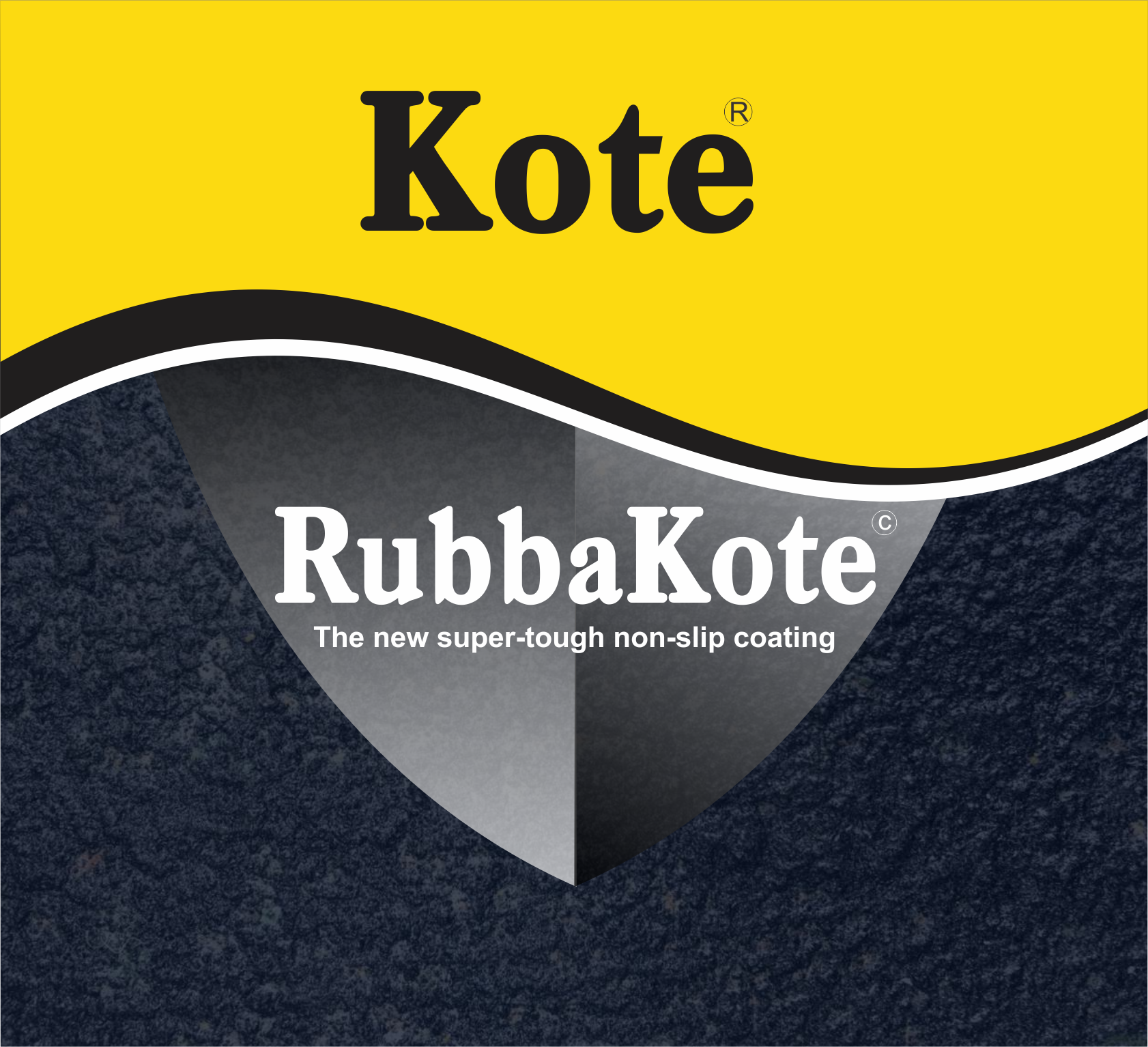 RubbaKote Label
