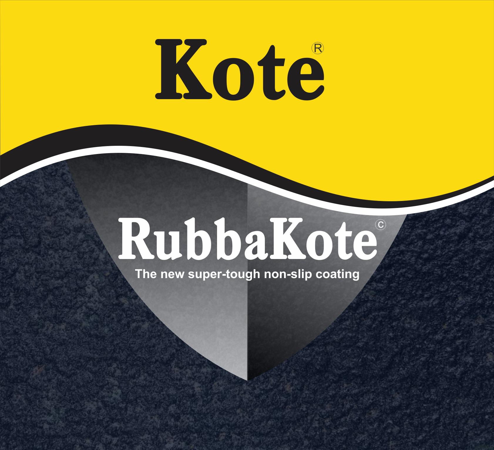 RubbaKote Label
