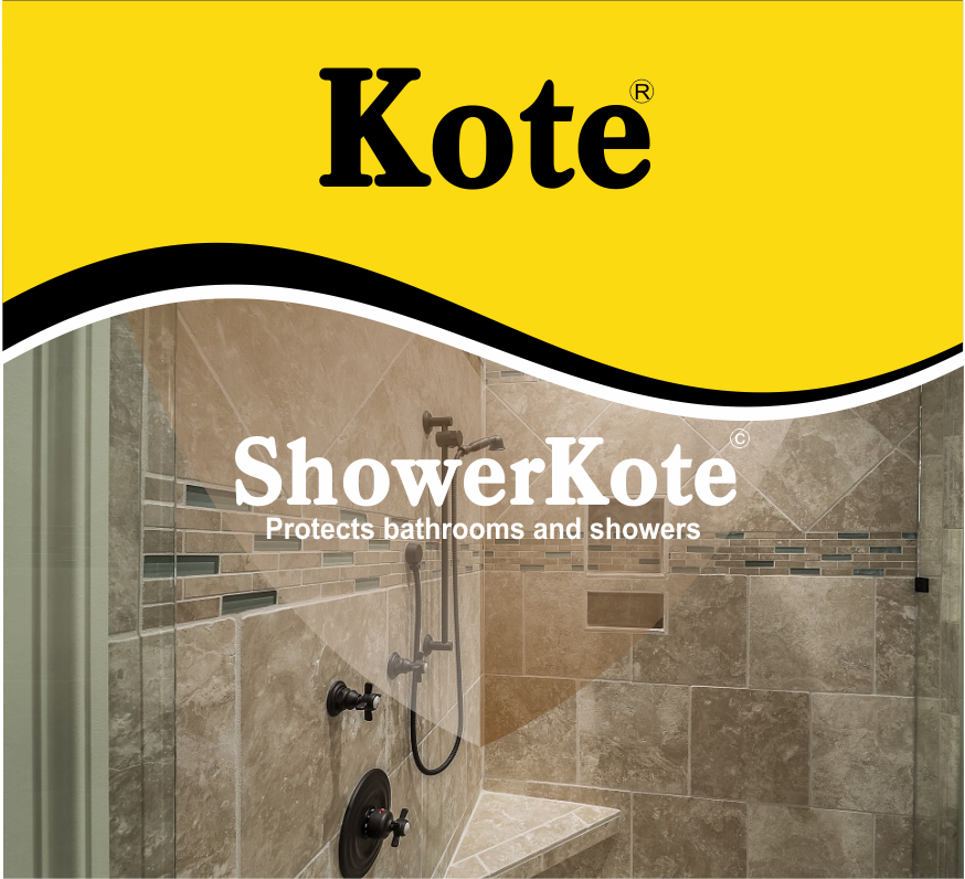 ShowerKote Label