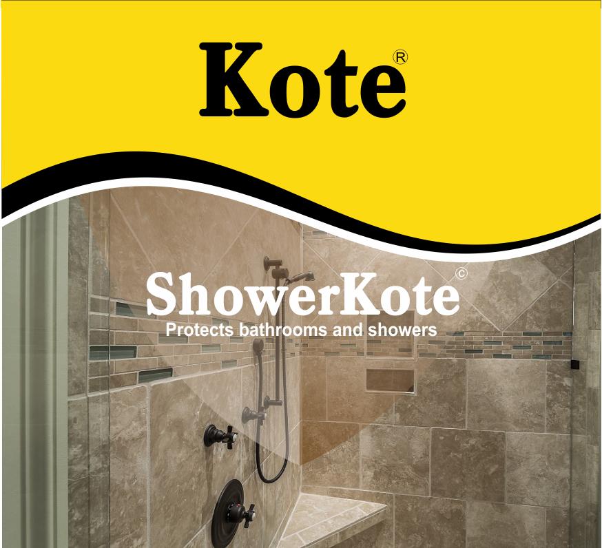 ShowerKote Label