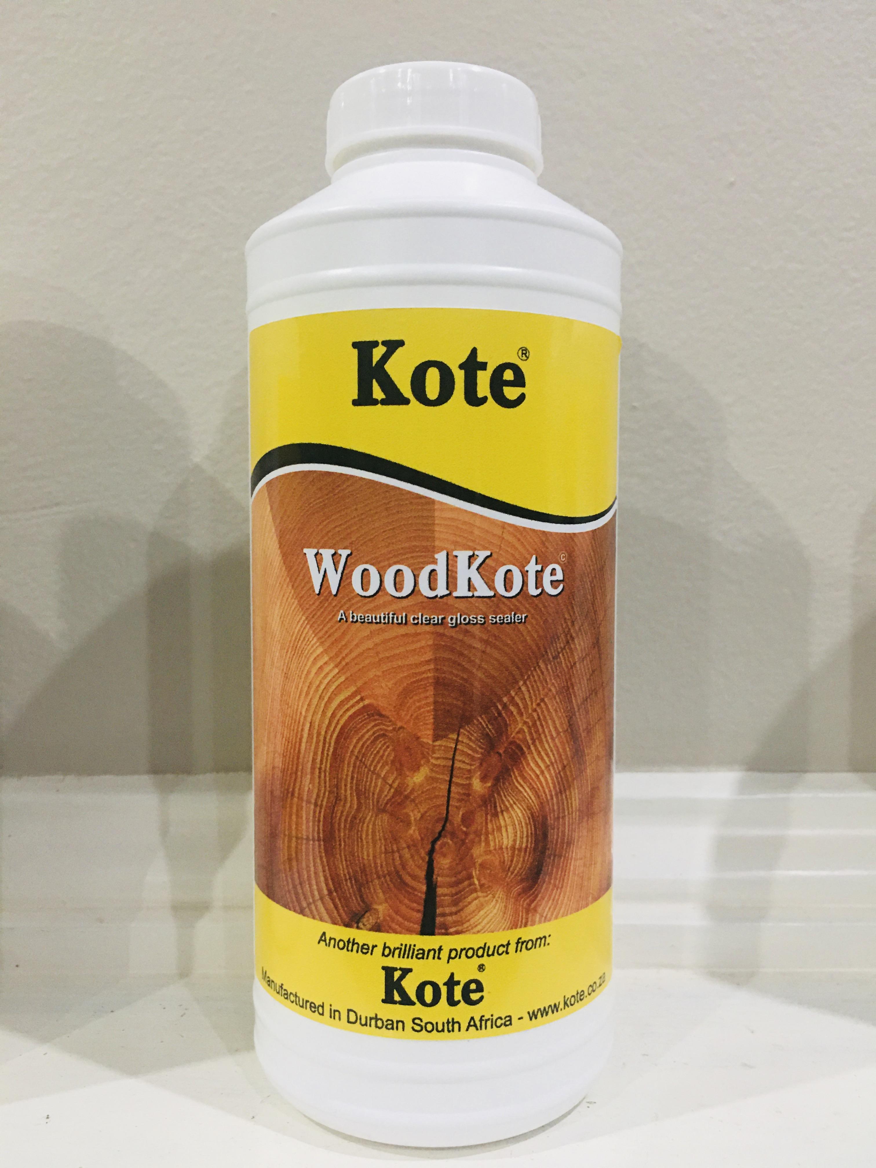 Wood Coating - WoodKote