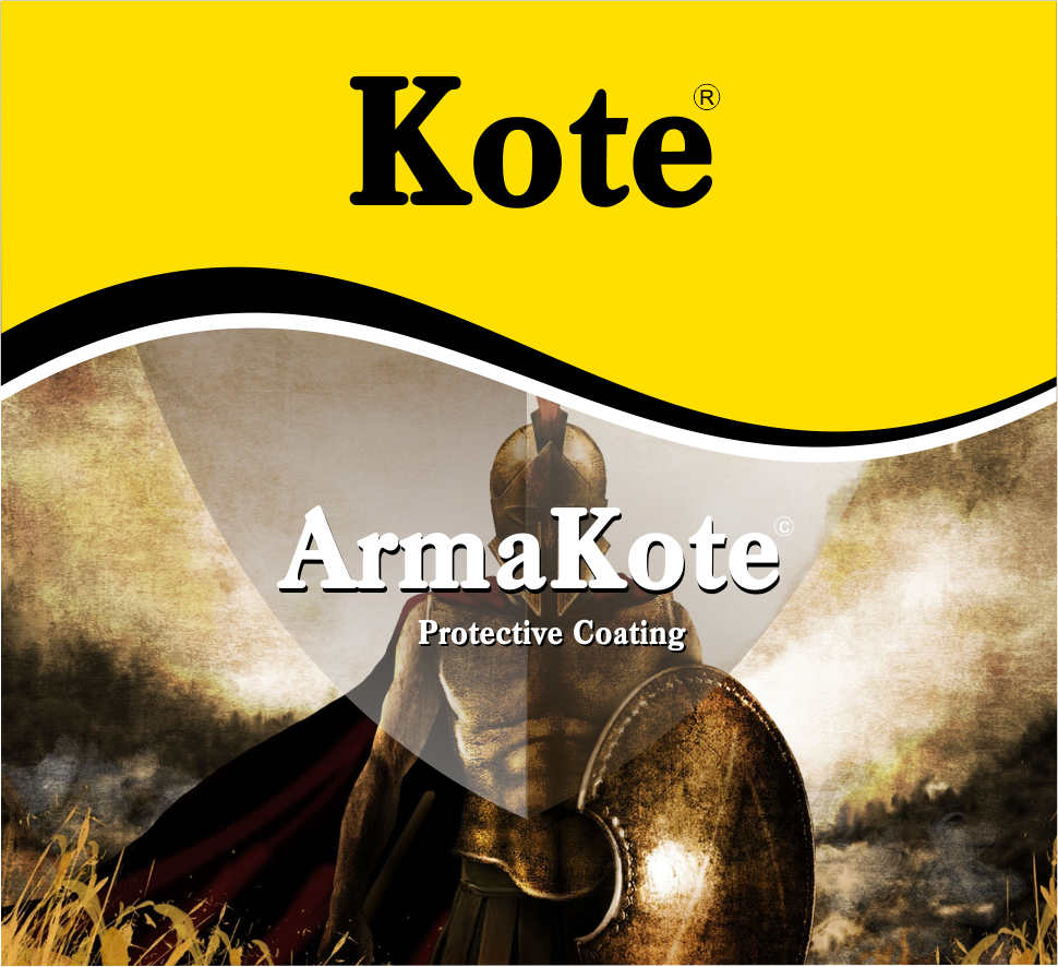 ArmaKote - The toughest coating for any surface