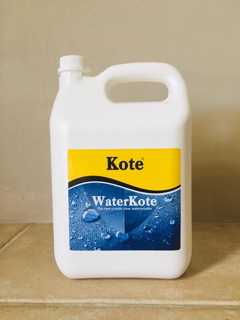 WaterKote - Clear Waterproofing Coating