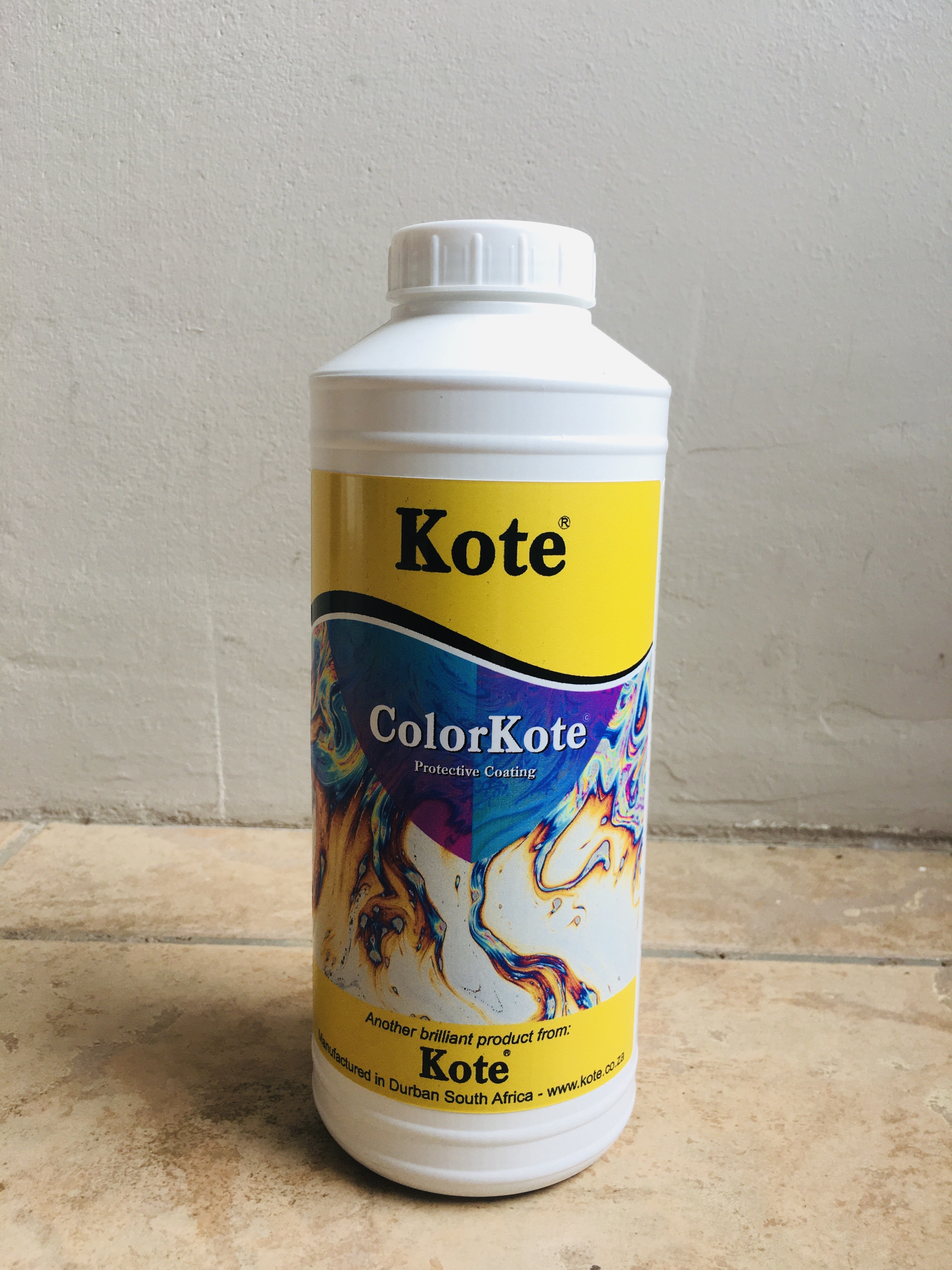 ColorKote - Tinted Protective Coating - Durban - South Africa