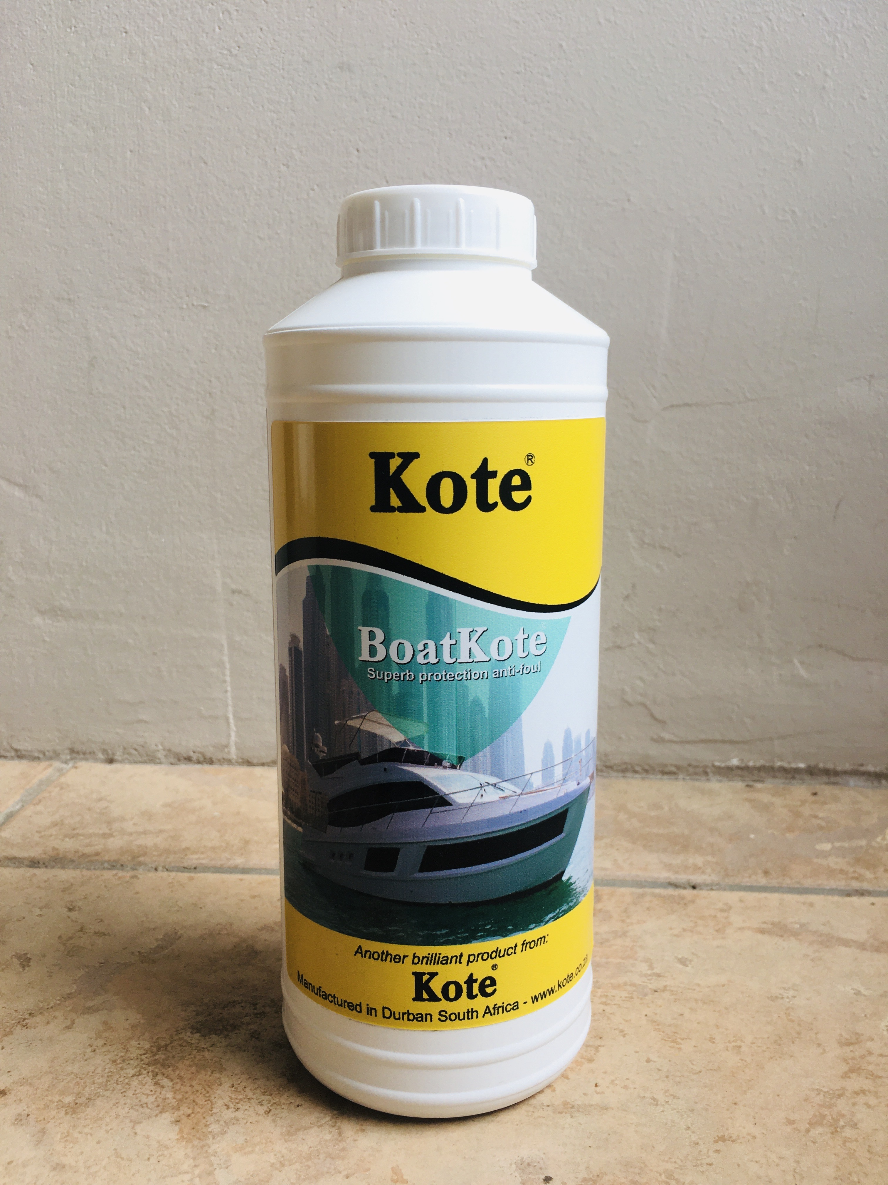 Boat protective coating - BoatKote - Durban - South Africa