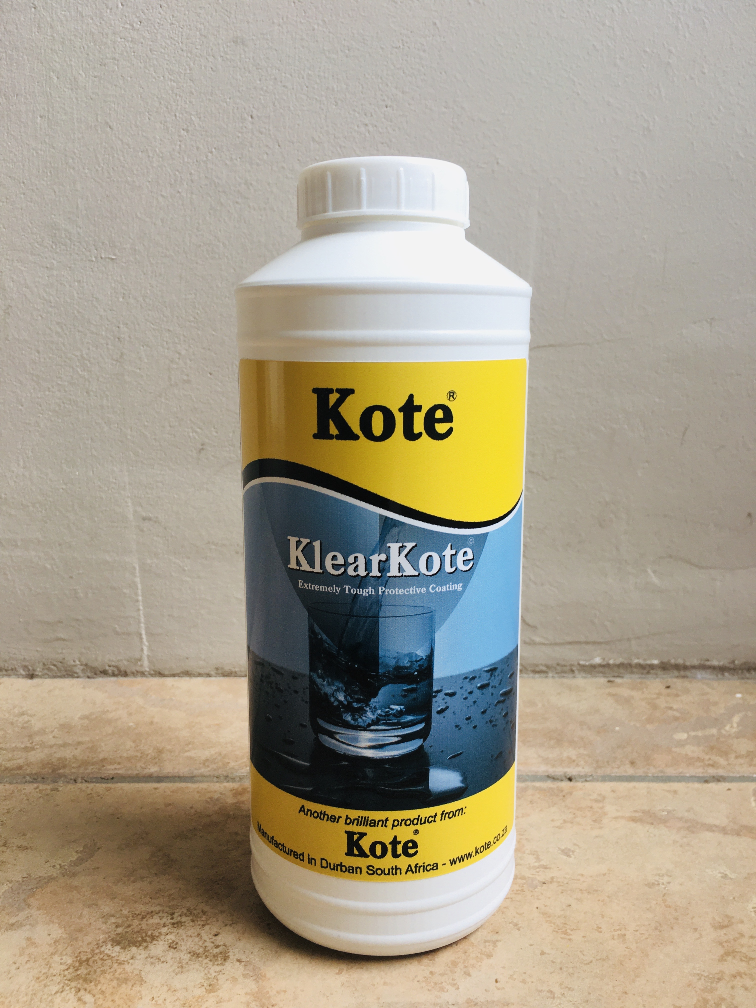 Clear Protective Coating - KlearKote - Durban - South Africa
