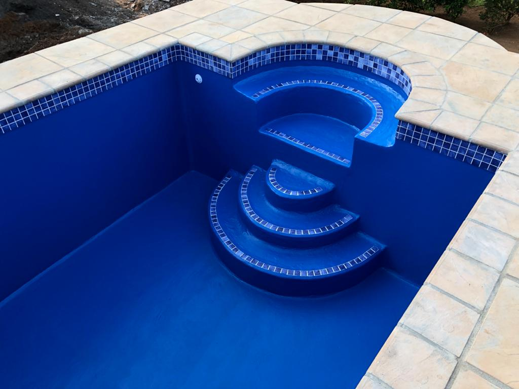 Pool paint, Pool coating, PoolKote
