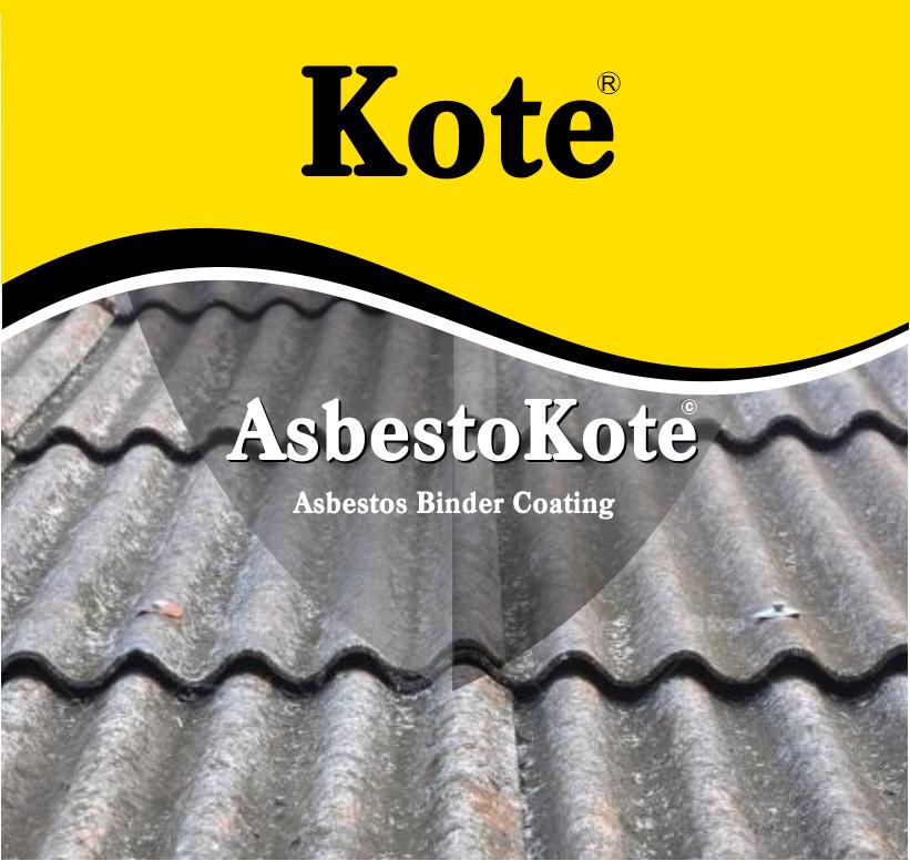 AsbestoKote - Asbestos Coating - Asbestos Roof Coating - Durban - South Africa